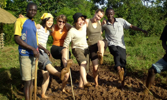 Volunteering Abroad, Centre For International Voluntary Service